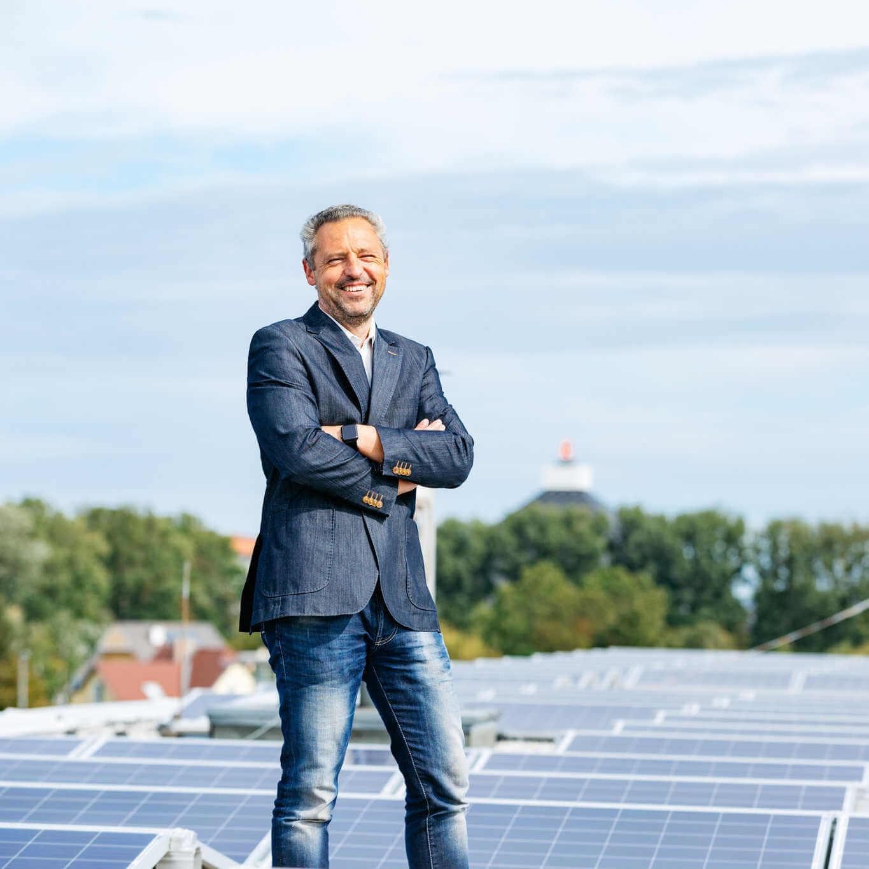 OZB Photovoltaikanlage