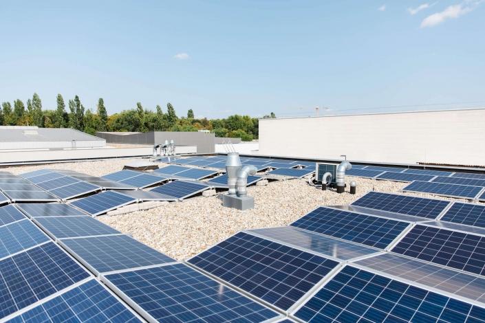 Photovoltaikanlage LDS Lederer von Tausendundein Dach
