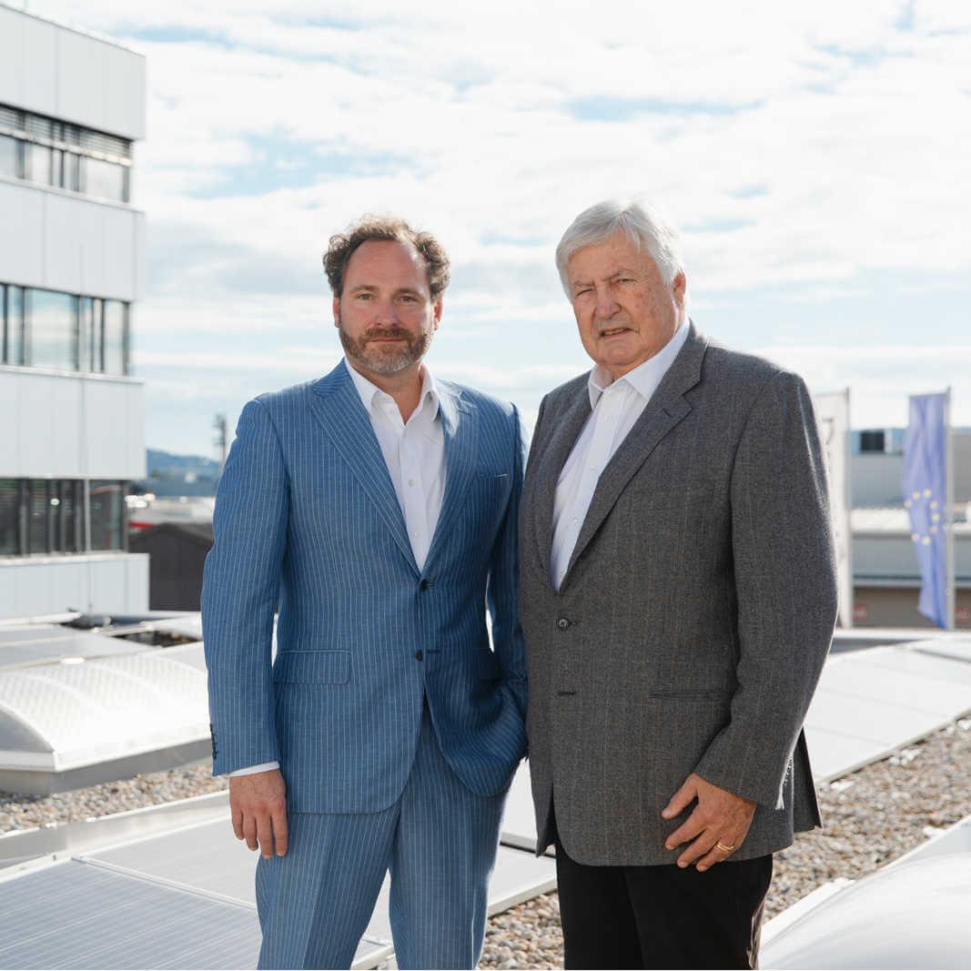Photovoltaikanlage Croma-Pharma