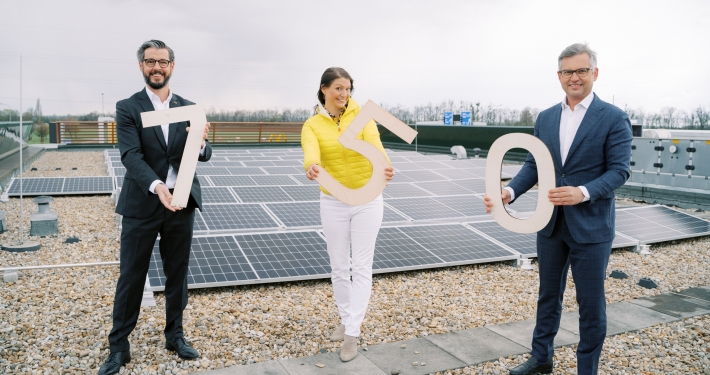 Photovoltaik-McDonalds-Machhaltigkeit